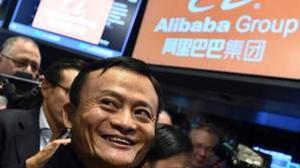 Alibaba aumenta un 58,8% los ingresos en su primer trimestre