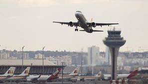 Aena registró 129,6 millones de pasajeros hasta julio, un 11,6% más