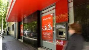 Banco Santander reduce en Reino Unido la remuneración de la «Cuenta 1,2,3»