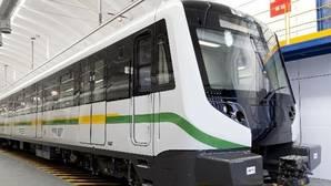 CAF se adjudica un contrato para suministrar 10 unidades de metro a México DF