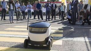 Suiza probará «robots carteros» a partir de septiembre