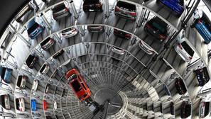 Las ventas de automóviles en Europa caen en julio tras 34 meses consecutivos de subidas