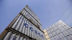 La principal naviera china pugna por la nueva terminal de contenedores de Algeciras