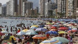 España recibió 42,4 millones de turistas hasta julio, un 11,1% más