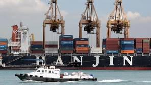 La mayor naviera de Corea del Sur bloquea sus envíos internacionales por sus graves problemas financieros