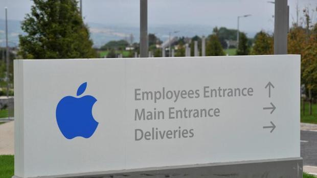 Sede de Apple en EE.UU.