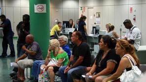El paro aumenta en España en 14.435 personas y se destruyen 144.997 empleos en agosto