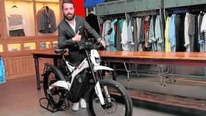 Lander Urquijo y Bultaco, dos marcas que se encuentran