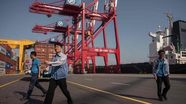 Lo buques de Hanjin Shipping han perdido el acceso a los puertos internacionales