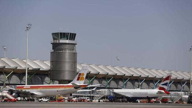 El aeropuerto Adolfo Suárez Madrid-Barajas