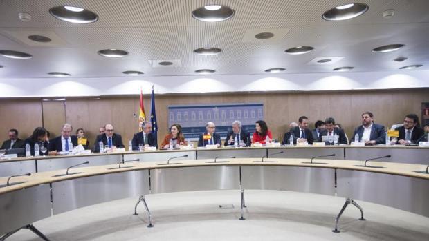 El último Consejo de Política Fiscal y Financiera (CPFF) de abril