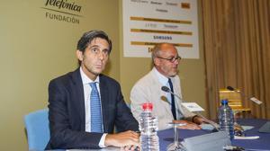 Telefónica anuncia que sacará a Bolsa al menos un 25% de Telxius