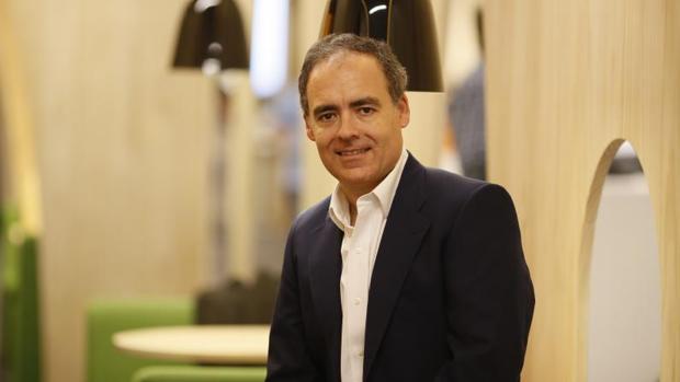 El director general de Google España y Portugal, Javier Rodríguez Zapatero