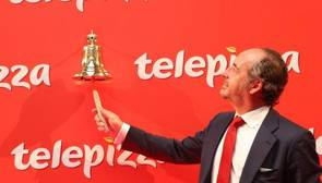 Telepizza pierde 19,3 millones en el primer semestre por los costes de la salida a Bolsa