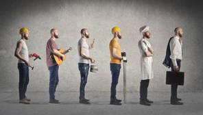 Los españoles están entre los europeos que menos faltan al trabajo