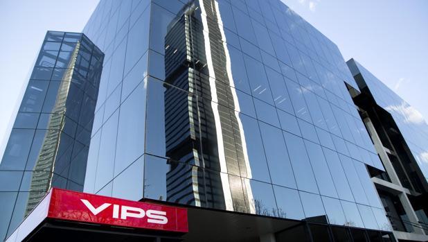 Sede del grupo Vips
