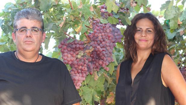 Los hermanos Amador, empresarios de Chronofruit