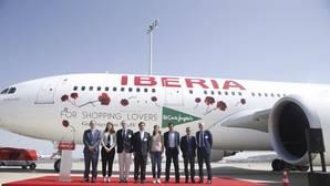 Iberia pone a la venta un millón de plazas desde 29 euros por trayecto
