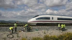 ADIF y Alstom trabajan en una tecnología para impedir el robo de cable en las vías ferroviarias