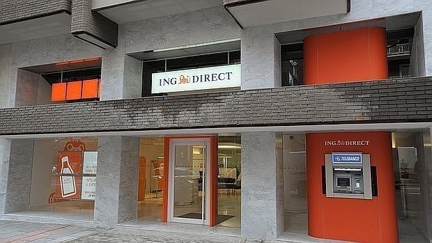 ING cuenta con solo 119 cajeros automáticos propios en toda España