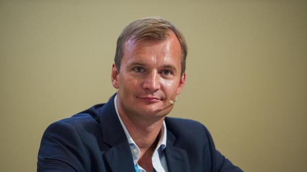El consejero delegado de Masmóvil, Meinrad Spenger