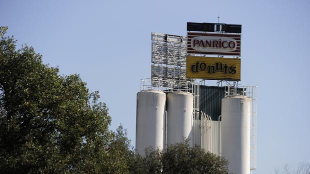 Fábrica de Panrico en Santa Perpetua de Moguda