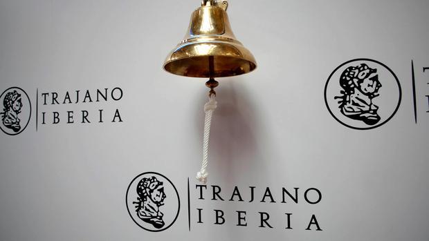 Trajano salió a Bolsa en el verano de 2015