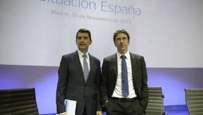 BBVA cree que España creará 800.000 empleos en dos años, 200.000 menos que la anterior previsión