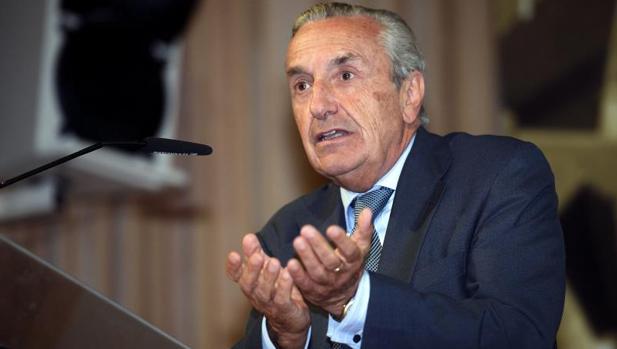 El presidente de la Comisión Nacional de los Mercados y la Competencia (CNMC), José María Marín Quemada