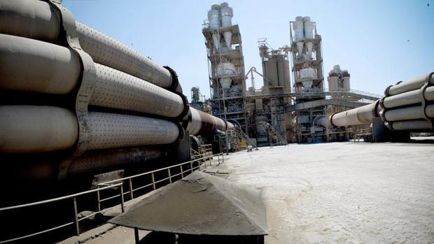 Fábrica de Cemex, implicada en el caso