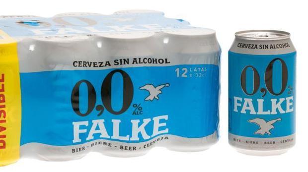 Cerveza Falke, sin alcohol