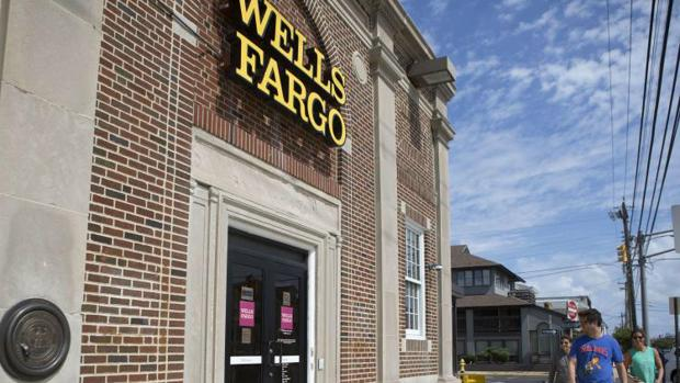 Sucursal de Wells Fargo