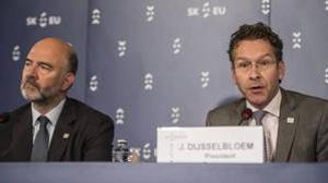 El Eurogrupo avisa a España de que formar Gobierno no basta para reducir el déficit