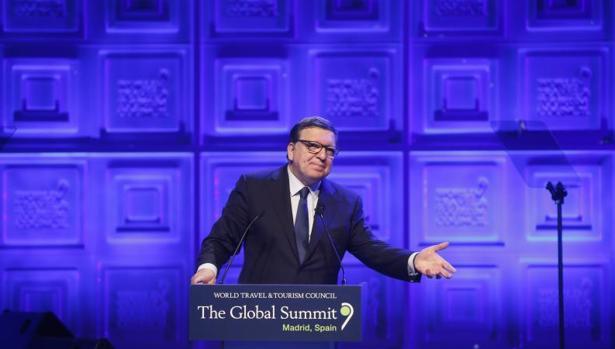 El expresidente de la CE, José Manuel Durao Barroso