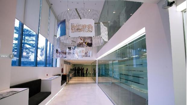 Interior del IE Business School