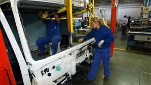 El coste laboral por hora trabajada baja el 3,2% en el segundo trimestre