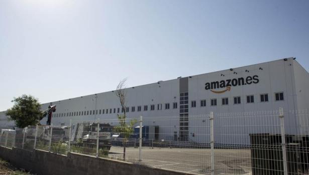 Centro logístico de Amazon en San Fernando de Henares