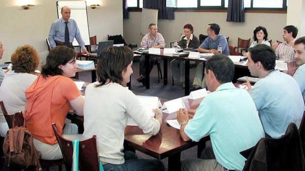 Empleo corregirá el error que anula los cursos de formación de 2014