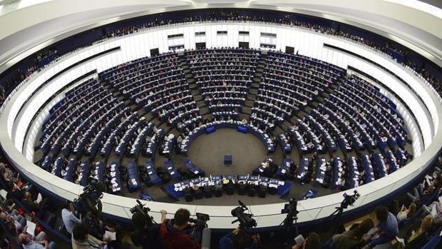 Imagen de archivo del Parlamento Europeo