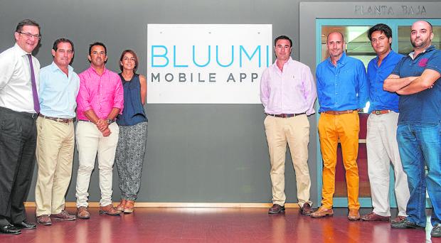 Directivos y accionistas de Bluumi