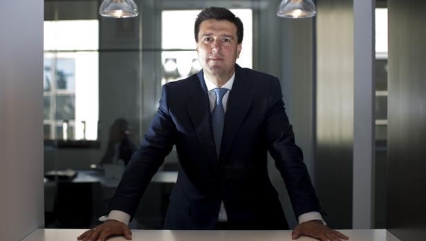 Ismael Clemente, presidente de Merlin