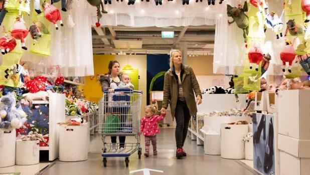 Ikea ya vende «online» en sus tiendas de Alfafar (Valencia) y Barakaldo (Vizcaya)