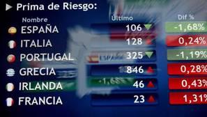 España capta 3.883 millones de euros en deuda a largo plazo y eleva el interés de los títulos a 10 años