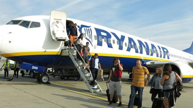 Ocho vuelos cancelados entre España y Francia