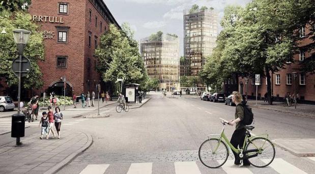 En el informe también se advierte del peligro de que se produzca una burbuja inmobiliaria en Copenhague