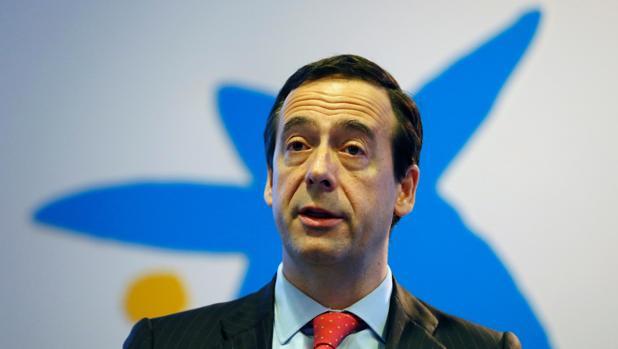 Gonzalo Cortázar, consejero delegado de CaixaBank