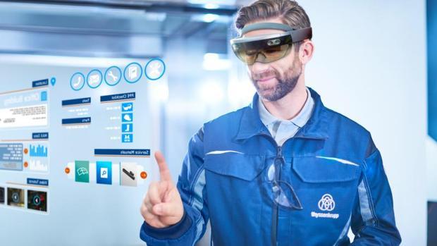 HoloLens, las gafas de realidad virtual para reparar ascensores