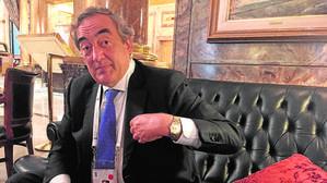 Juan Rosell: «Las empresas deben pagar impuestos donde están y ganan dinero»