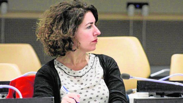 Blanca Hernández Rodríguez, socia fundadora de Magallanes