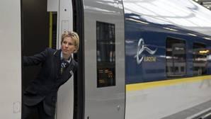 El tren Eurostar comunica París con Londres